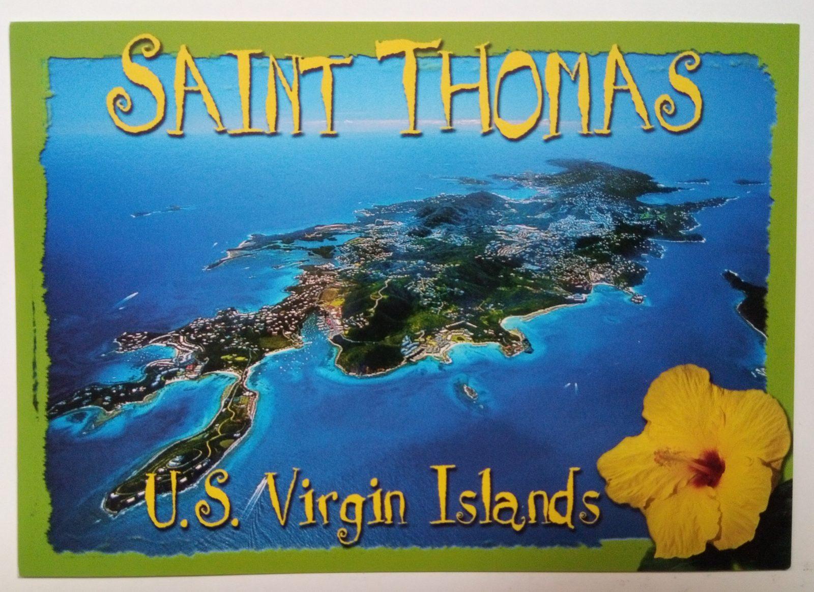 St Thomas - leer viajar y compartir