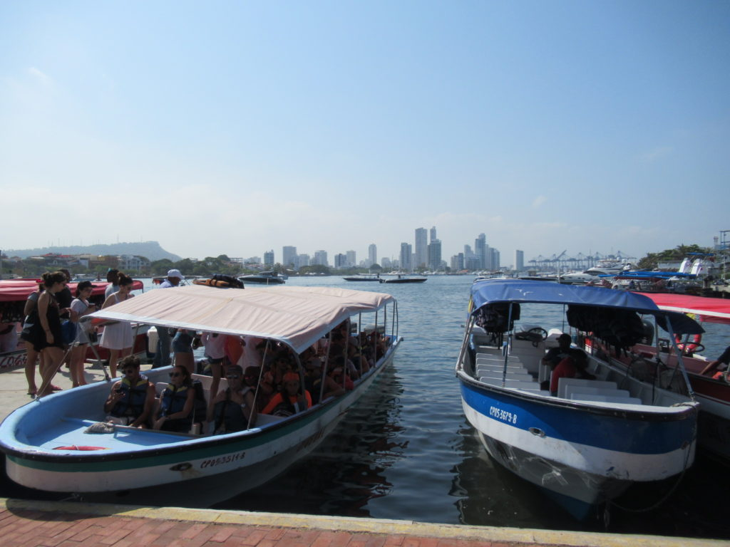 ferry islas del rosario cartagena
