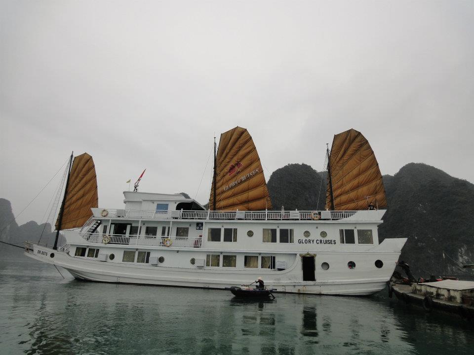 crucero Bahia de Halong